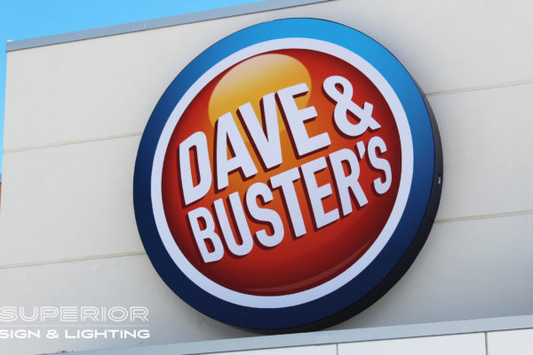 Cabinet Dave and Busters
